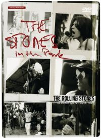 Cover The Rolling Stones - The Stones In The Park [DVD]